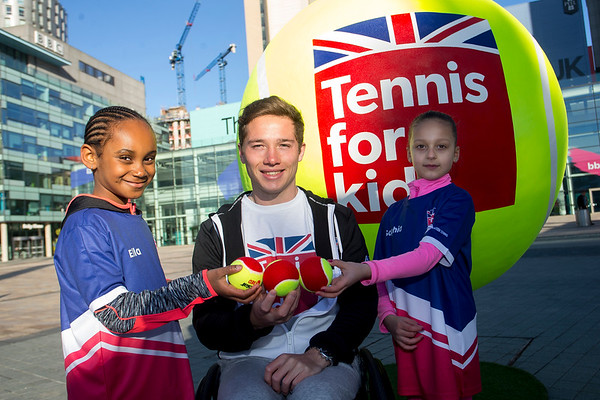 05/04/18 Tennis Lessons - Manchester