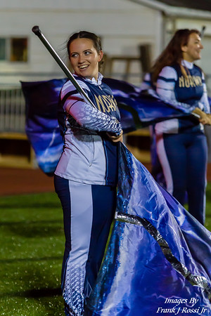 10-4-2019 Norwin Band at the Central Catholic Game