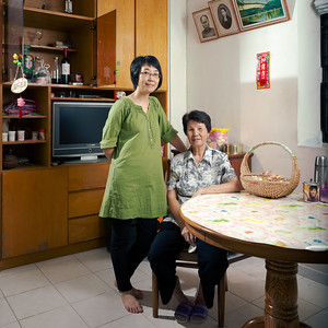 130623 青姨 Family