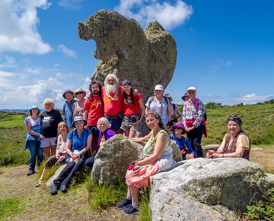 Network of Ley Hunters - Scilly Moot 8-14th June 2019