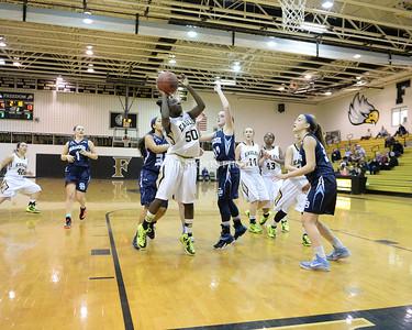 Girls Basketball: Stone Bridge vs. Freedom 2.6.15