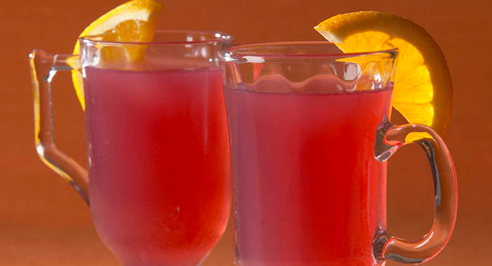 . Cranberry Pineapple Punch McCormick