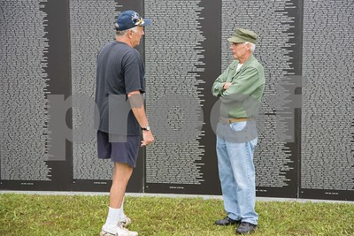 4/25/15 Vietnam 40 Years Later - 40th Anniversary  Of The End Of The Vietnam War, Featuring The AVTT Vietnam Wall by Don Spivey, Gloria Swift, Joshua Payne, Rolan Ranido & Andrew Brosig
