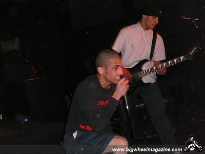 Total Fury - Broken Needle - Tipper's Gore - COP - Imposters - DLA - at Dipiazza's - Long Beach, CA - December 29, 2008