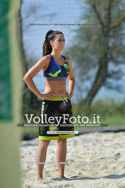presso Zocco Beach PERUGIA , 25 agosto 2018 - Foto di Michele Benda per VolleyFoto [Riferimento file: 2018-08-25/ND5_8513]