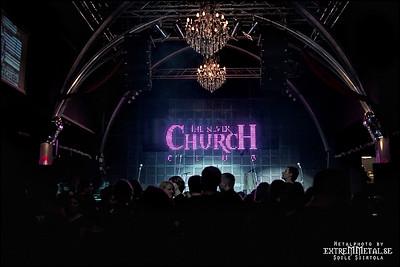 ANATHEMA  Silver Church  Bucharest 19/11 2010