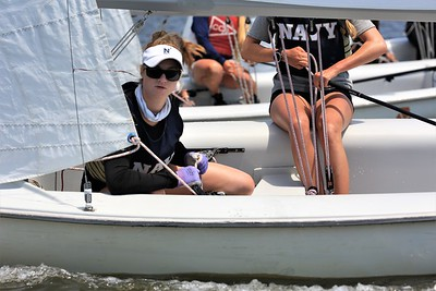 Women's College Sailing Nationals Day 2