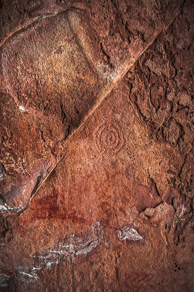 Pictograph and Petroglyph