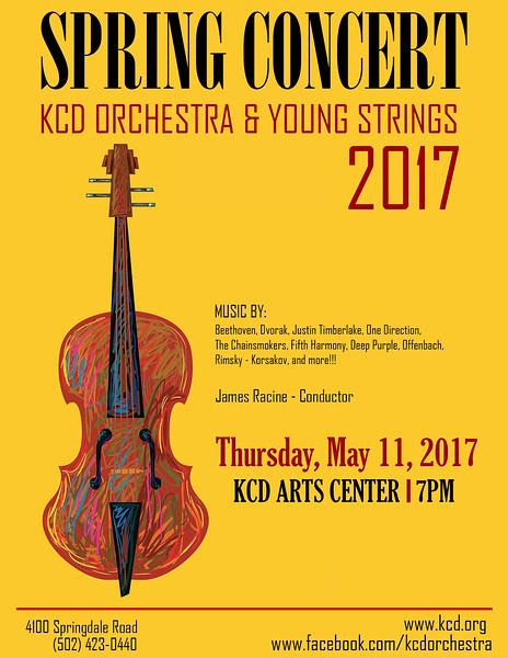 KCD Strings Concert