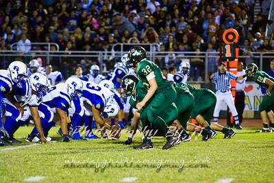 Lyford Football Vs Raymondville - 11/7/2008 - First Half