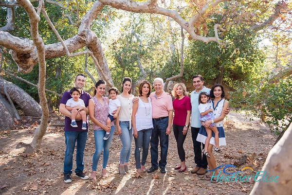Sabet Family Extended
