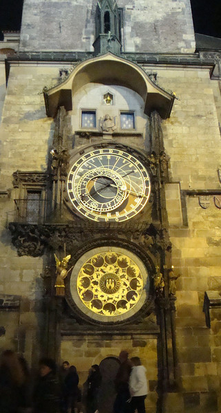 This amazing astronomical clock was built by a medieval genius. His reward was to be blinded by the city councillors, to ensure he'd never be able to build a similar clock for any other city. However, he managed to grope his way around the clock and break it, after which he died satisfied. The clock remained broken for 80 years.