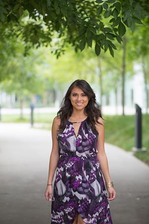 Lisa Ochoa's Graduation from CSUN