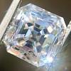 3.02ct Antique Asscher Cut Diamond, GIA G VS2 6