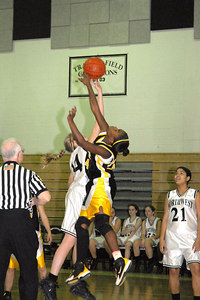 2007 Lady Jags JV B'Ball