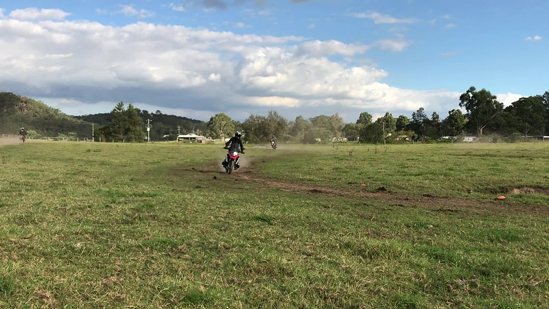 Cornering Masterclass - NSW Apr 2017