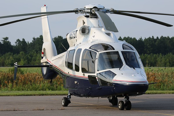 2003 Eurocopter EC-155B, Norfolk, 16Aug18