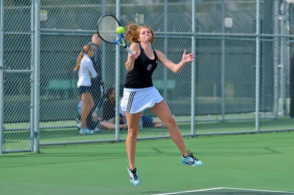 9/8/12 Women's Tennis vs. Grace