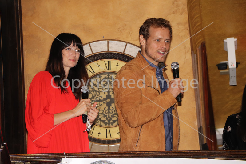 SAM & CAIT NYC CHARITY EVENT - 9/30/2017