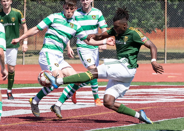 Timbers U23 vs. Calgary Foothills FC - June 2, 2019