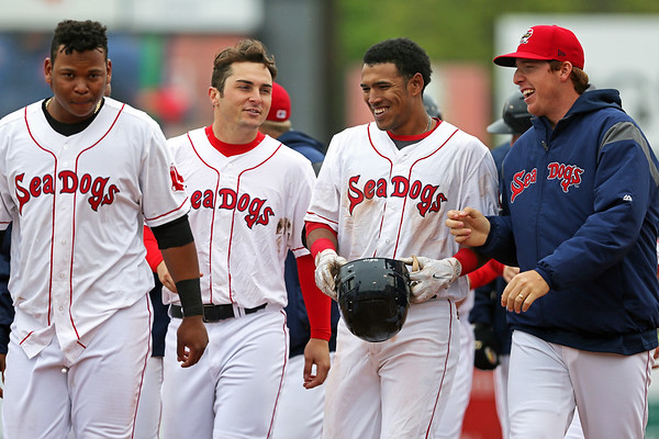 Portland Sea Dogs, May 29, 2017