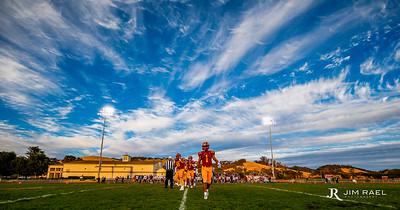 Newman Football vs Liberty 2018