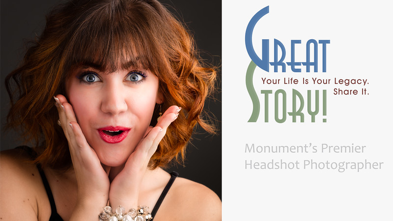 Headshot Photographer in Monument Colorado, Jess