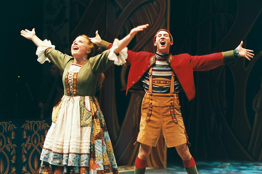 ". A shot from Shakespeare Santa Cruz\'s production of ""Gretel and Hansel: (R.R. Jones/Contributed)"