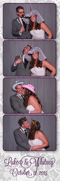 Whitney and Luke's Photo Booth Pics