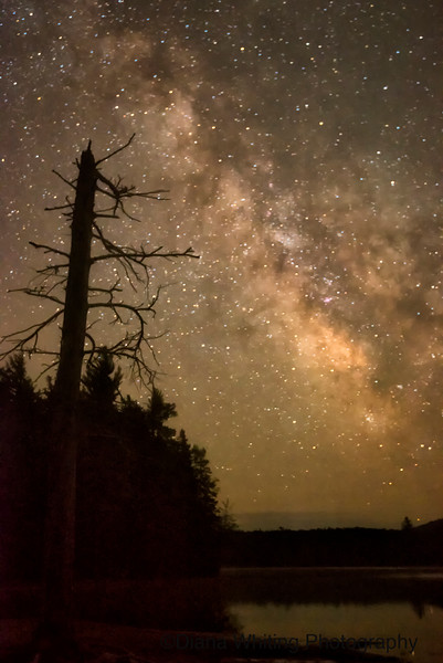Milky Way Adirondacks