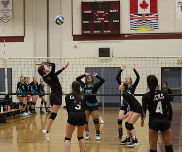 2019 15U Girls Super Volley Vancouver Island