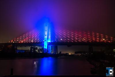 kosciuszko bridge 2017