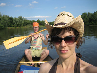 Birthday Paddle WI 2009