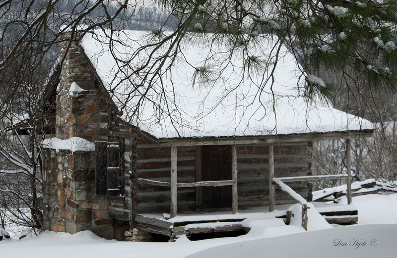 Cabin by Wolf House, Norfork, AR