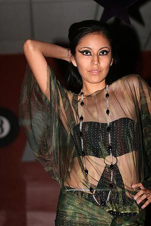 Glacsy Model Fashion Show_SlopShot Billards