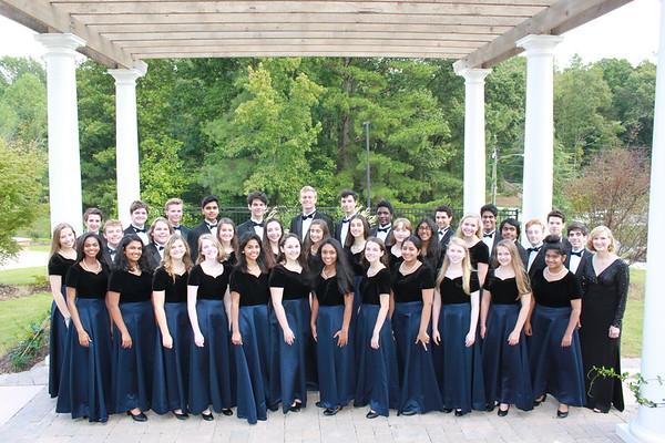 A Cappella Group Photos