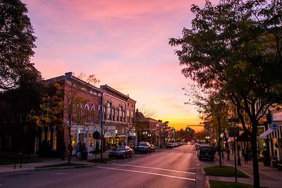 Petoskey, Michigan