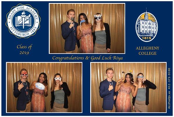 2019  06-09  Riya's Graduation