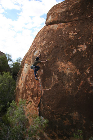Eaglestone Climbing