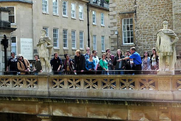 Trip to Bath, July 2010