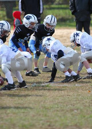 10-29-06 (1130am 8yo) Panthers vs Cowboys