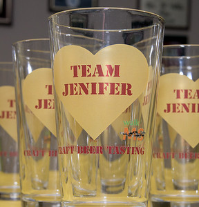 Team Jenifer Beer Tasting 2016