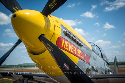"North American P-51D ""Never Miss"" 44-73275"