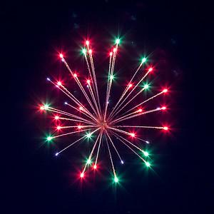 Canada Day Fireworks 2015