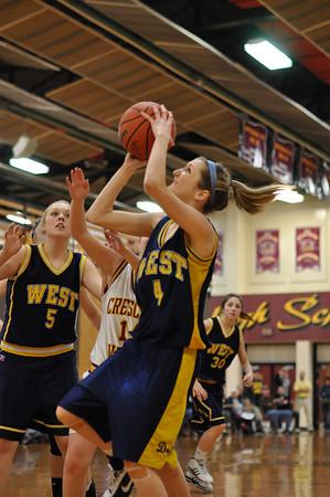 Crescent Valley vs. West Albany Frosh/JV/Varsity Girls Basketball