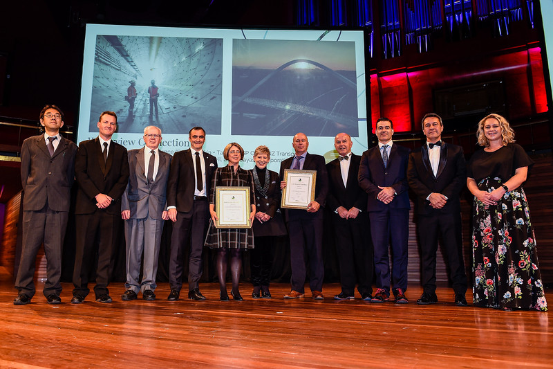 Assoc Consulting Engineers NZ Gala Awards Dinner