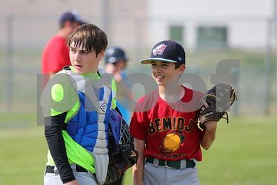 2016 Bemidji Middle School Baseball