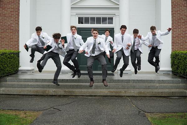 Chapel Steps Jump