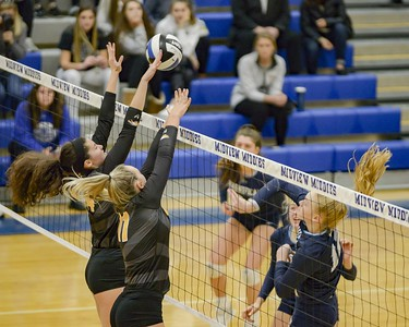 Avon fights to the finish in district lost to Magnificat