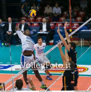 1ª #SuperLega: Top Volley Latina - Calzedonia Verona